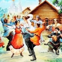 Барыня - русская народная песня