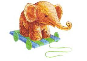 Слоны - Карем М.