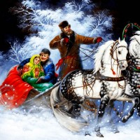 Метелица - русская народная песня