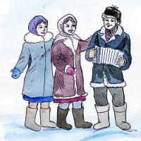Валенки - русская народная песня