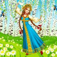 Во поле береза стояла - русская народная песня