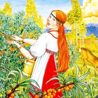 Во саду ли, в огороде - русская народная песня