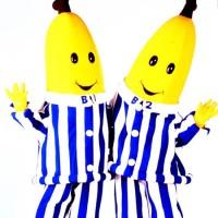 Bananas In Pajamas - английская песенка