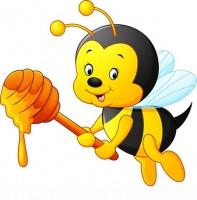 The bee song - обучающая английская песня