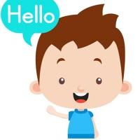 The hello song - обучающая английская песня