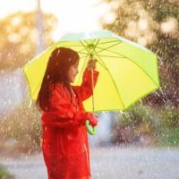 Капризный дождик - песня про осень