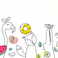 Художник рисует лето - песня про лето