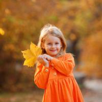 Осень в гости к нам пришла, до свиданья, лето - песня про осень