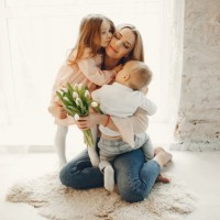 Мамочка, родная мамочка - песня про маму