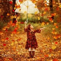 Осень милая, шурши - песня про осень