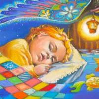 Самый добрый сон - колыбельная песня