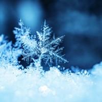 Снежинки - песня про зиму