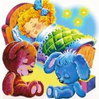 Спи, моя радость, усни - колыбельная песня