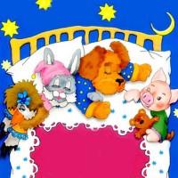 Спят усталые игрушки - колыбельная песня