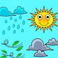 The weather song - обучающая английская песня