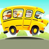 The Wheels On The Bus - английская песня-шутка