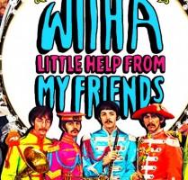 With A Little Help From My Friends - песня Битлз для детей
