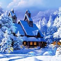 Зимняя сказка - песня про зиму