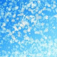 Белые снежинки кружатся с утра - новогодняя песня