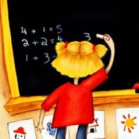Чему учат  школе - песня про школу