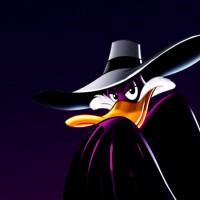 Черный плащ - песня из мультфильмов Дисней