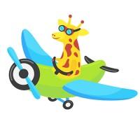 Игра самолет - песенка с движениями