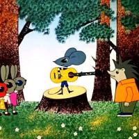 Какой чудесный день - песня из мультфильма