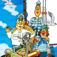 Капитан, капитан, улыбнитесь - песня из советского фильма