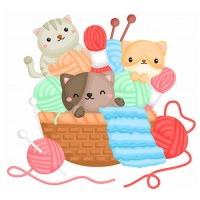 Котик - песенка про животных