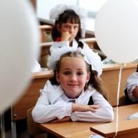 Первый раз в первый класс - песня про школу