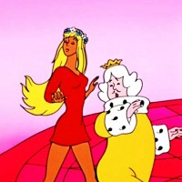 """Песня короля и принцессы - песня из мультфильма """"Бременские музыканты"""""""