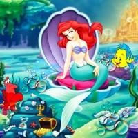 Русалочка Under the sea - песня из мультфильмов Дисней