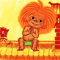 Рыжий, рыжий, конопатый - песня из мультфильма