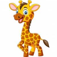 У жирафов - музыка с мамой. Железновы