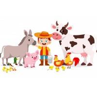 Зверята - песенка про животных