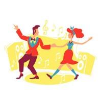 Буги-вуги - танцевальная музыка для детей