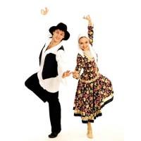 Фрейлехс - танцевальная музыка для детей