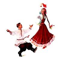 Кадриль - танцевальная музыка для детей
