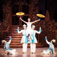 Китайский танец. Щелкунчик - Чайковский П.И.