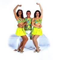 Ламбада - танцевальная музыка для детей