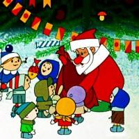 Песенка Деда Мороза - новогодняя песня