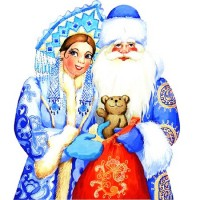 Ты пришел к нам в гости, Дед Мороз - новогодняя песня