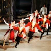 Венгерский танец. Лебединое озеро - Чайковский П.И.