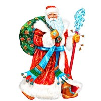 Загадки Деда Мороза - новогодняя песня